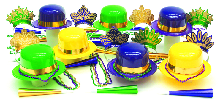 Mardi Gras Assortment