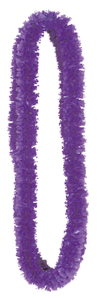 Purple Leis