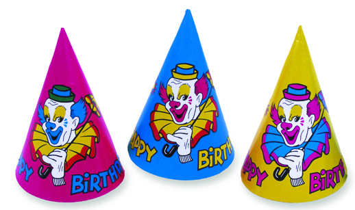 Children's Birthday Hats