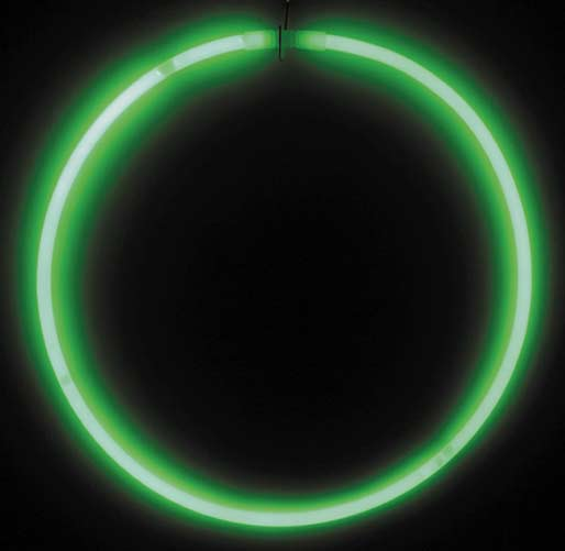 Green Glow Necklace