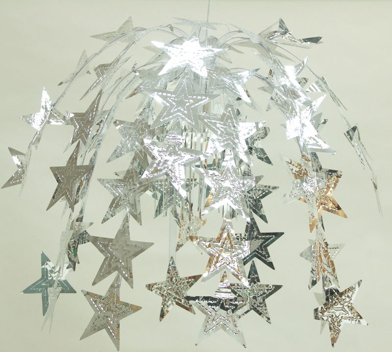 "24"" Star Cut Hanging Fountain"