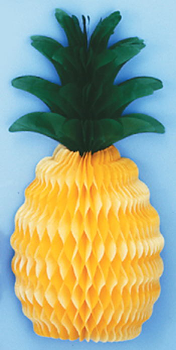 "20"" Tissue Pineapple"